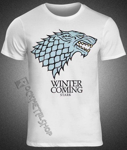 koszulka GAMES OF THRONES - WINTER IS COMING