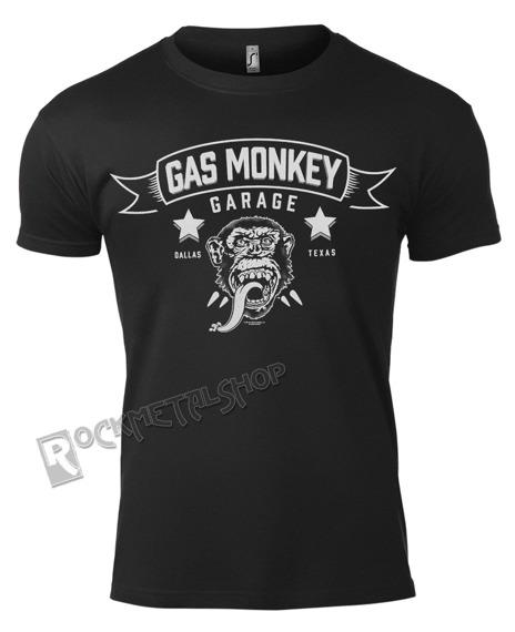 koszulka GAS MONKEY GARAGE - BLOOD, SWEAT & BEERS