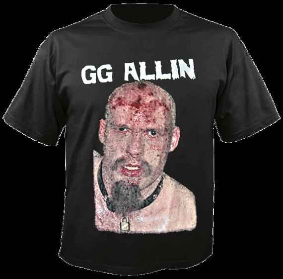 koszulka GG ALLIN - KING OF SCUM