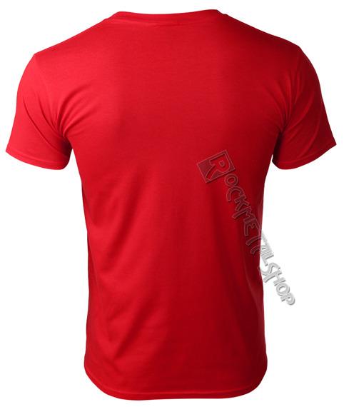 koszulka GHOSTBUSTERS - LOGO RED