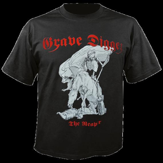 koszulka GRAVE DIGGER - THE REAPER