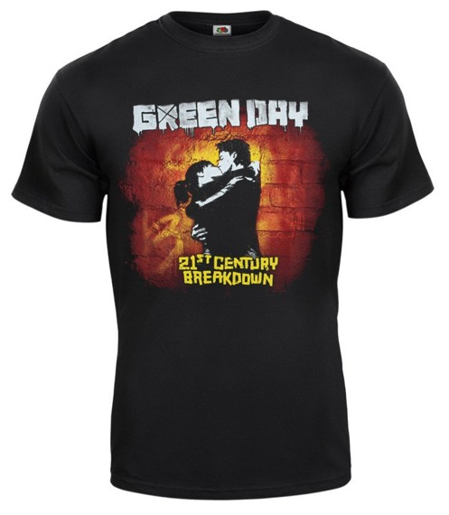 koszulka GREEN DAY - 21 ST CENTURY BREAKDOWN