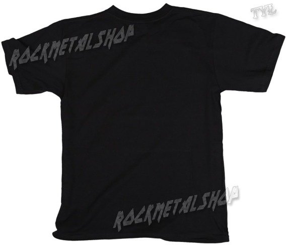 koszulka GREEN DAY - KISS 09 BLACK