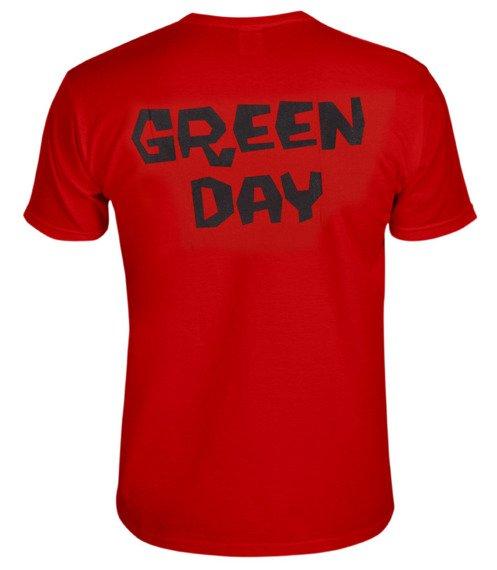 koszulka GREEN DAY - RED