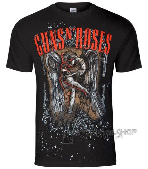 koszulka GUNS N' ROSES - SKETCHED CHERUB