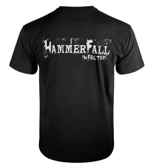 koszulka HAMMERFALL - INFECTED