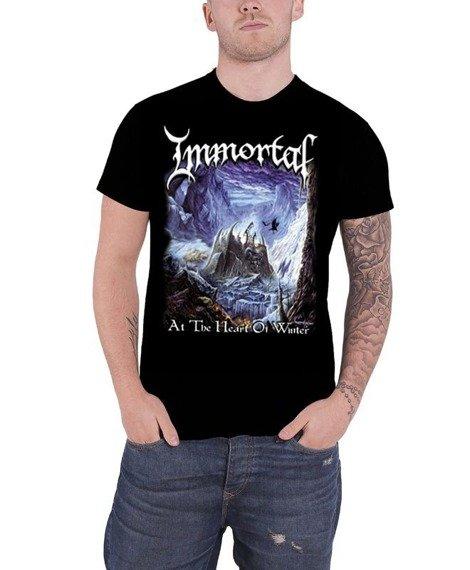 koszulka  IMMORTAL -  AT THE HEART OF WINTER