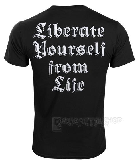 koszulka IMPALED NAZARENE - LIBERATE YOURSELF FROM LIFE