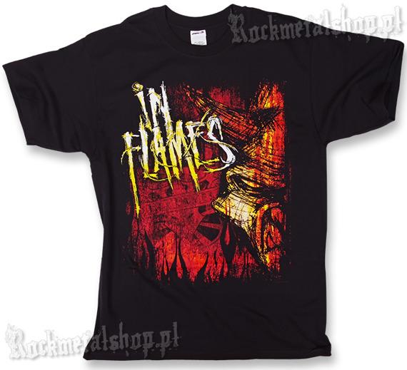 koszulka IN FLAMES - HOT METAL