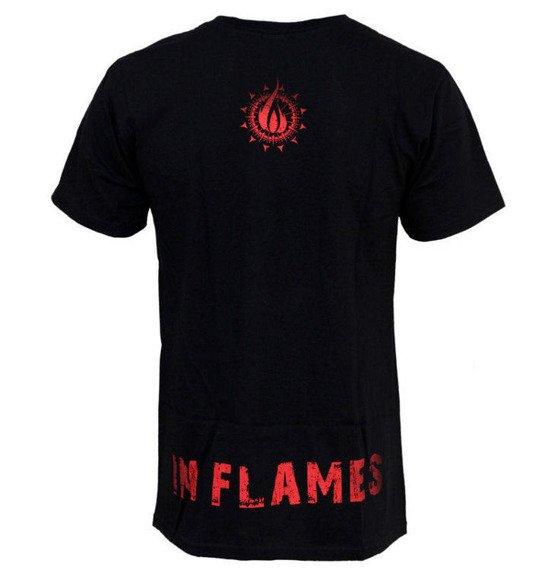 koszulka IN FLAMES - NASTY WIZARD