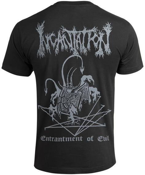 koszulka INCANTATION - ENTRANTMENT OF EVIL