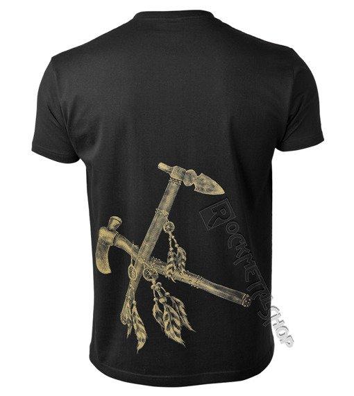 koszulka INDIAN WARRIOR czarna