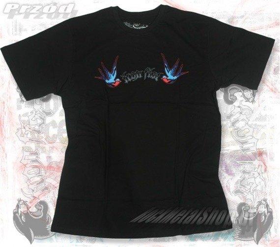 koszulka IRON FIST - BASIC CHEST PIECE (Black)