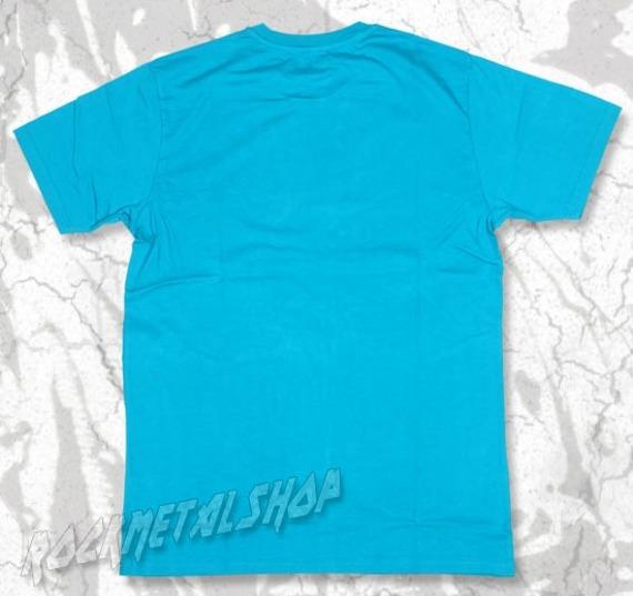 koszulka IRON FIST - KURT N COURT (TEAL)