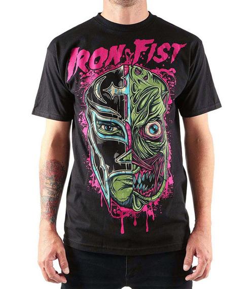 koszulka IRON FIST - ZOMUCHA