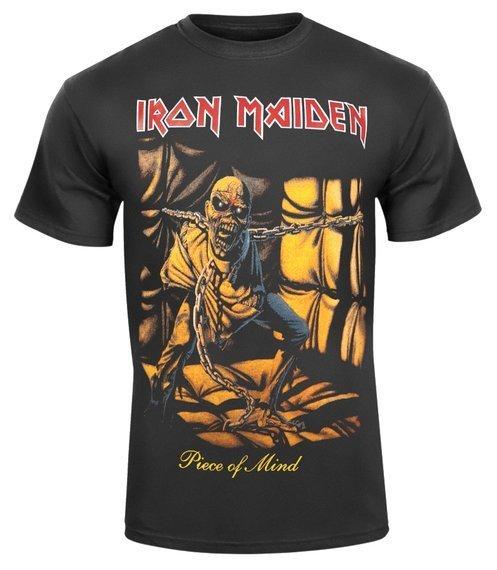 koszulka IRON MAIDEN - BENJAMIN BREEG