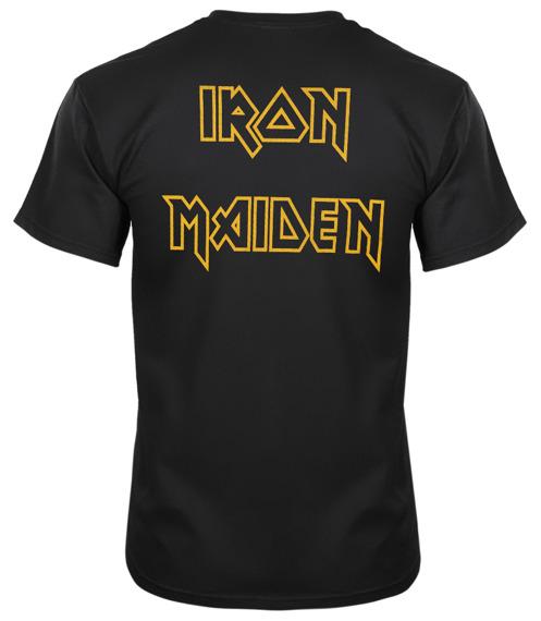 koszulka IRON MAIDEN - SEVENTH SON OF A SEVENTH SON