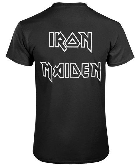koszulka IRON MAIDEN - STRANDED IN TIME