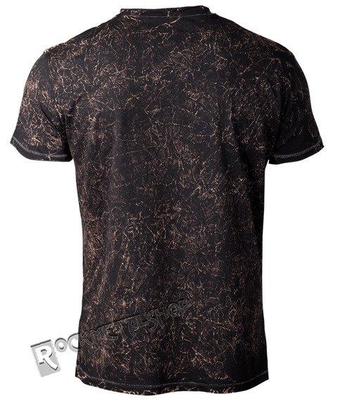 koszulka JACK DANIELS - ACID WASHED VINTAGE