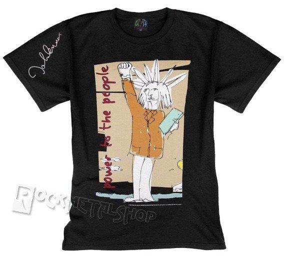 koszulka JOHN LENNON - POWER TO THE PEOPLE