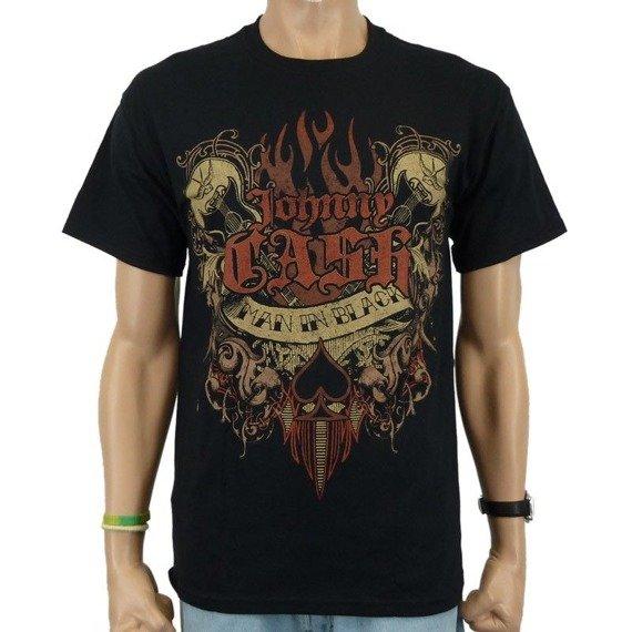 koszulka JOHNNY CASH - MAN IN BLACK