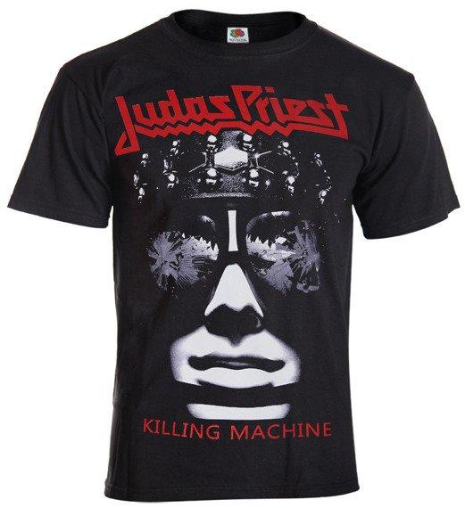 koszulka JUDAS PRIEST - KILLING MACHINE