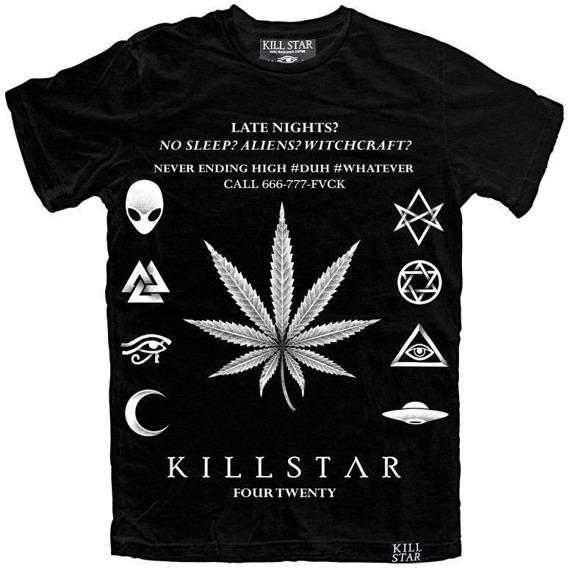 koszulka KILL STAR - 420