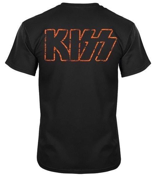 koszulka KISS - I WANTED THE BEST...