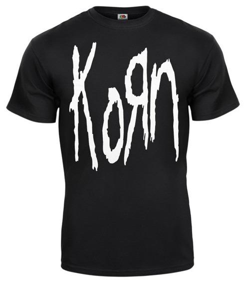 koszulka KORN - LOGO