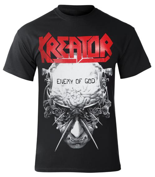 koszulka KREATOR - ENEMY OF GOD