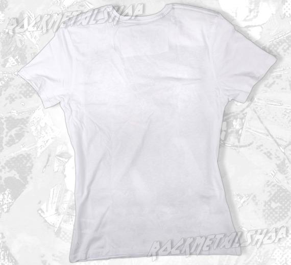 koszulka KURT COBAIN - COME AS YOU ARE biała