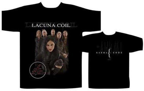koszulka  LACUNA COIL - BAND