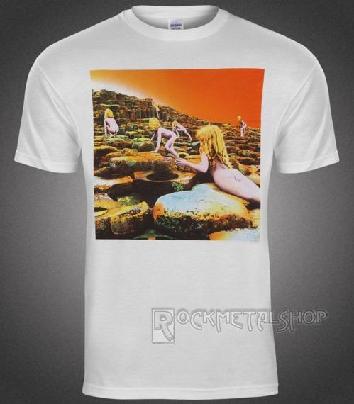 koszulka LED ZEPPELIN - HOTH ALBUM white