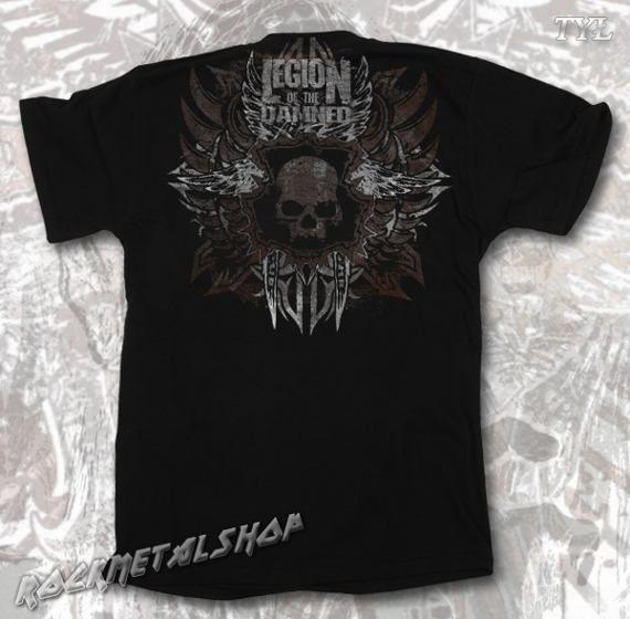 koszulka LEGION OF THE DAMNED - CREST