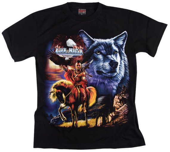 koszulka LIVE TO RIDE