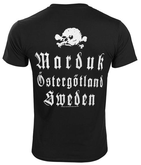 koszulka  MARDUK - OSTERGOTLAND