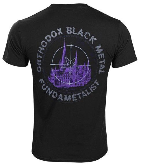 koszulka  MAYHEM - ORTHODOX BLACK METAL