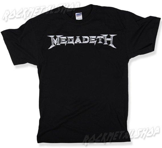 koszulka MEGADETH - CLASSIC LOGO