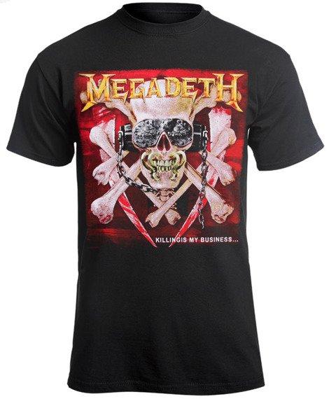 koszulka MEGADETH - KILLING IS MY BUSINESS