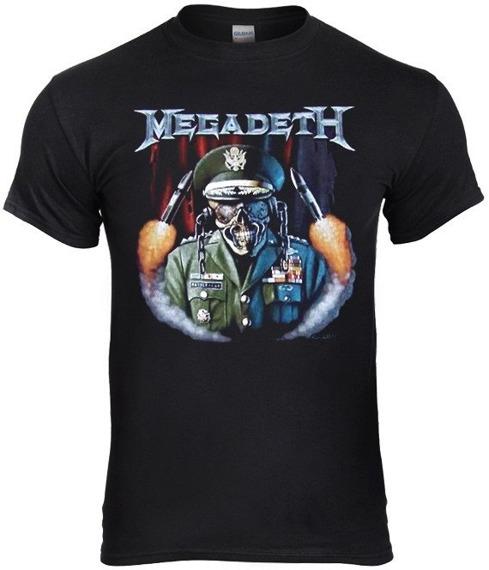 koszulka MEGADETH - RATTLEHEAD