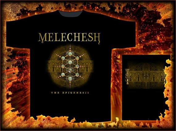 koszulka MELECHESH - EPIGENISIS/SERPENT