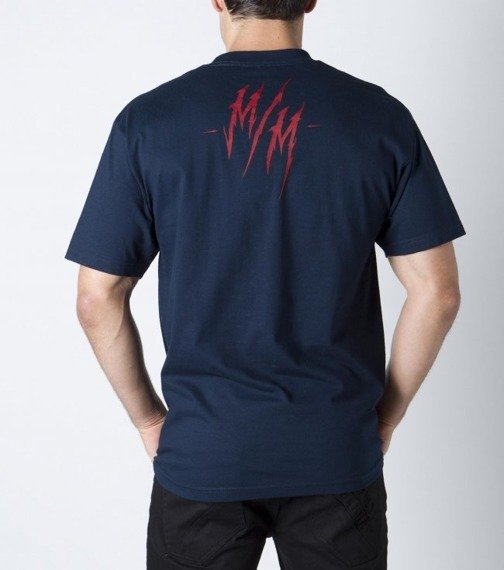 koszulka METAL MULISHA - BUTCHER navy