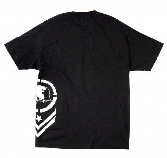 koszulka METAL MULISHA - CHUNK czarna