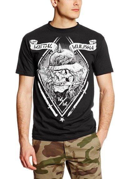 koszulka METAL MULISHA - DBD czarna
