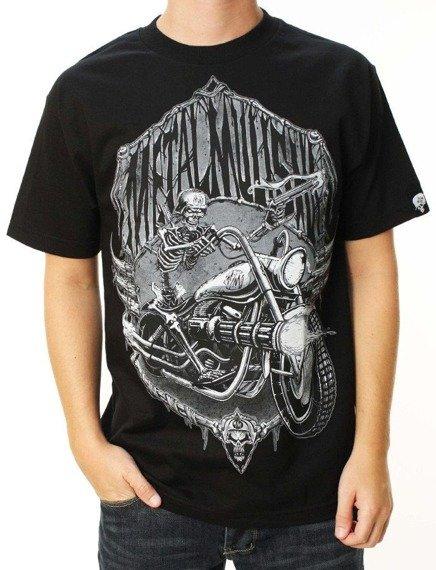 koszulka METAL MULISHA - DEAD RIDE czarna