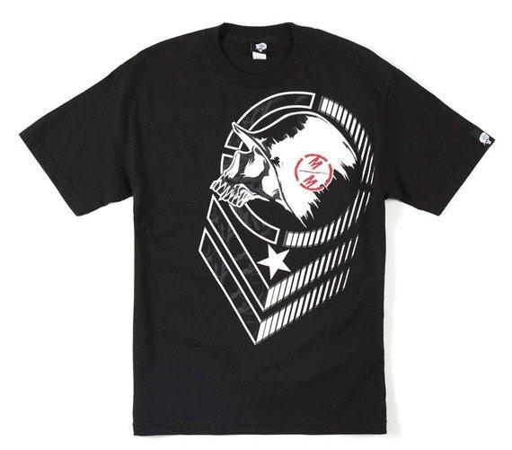 koszulka METAL MULISHA - HORRIFIC czarna