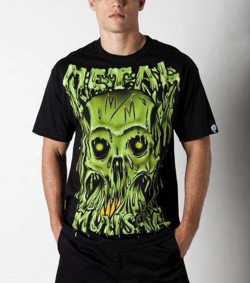 koszulka METAL MULISHA - LIQUIFY czarna