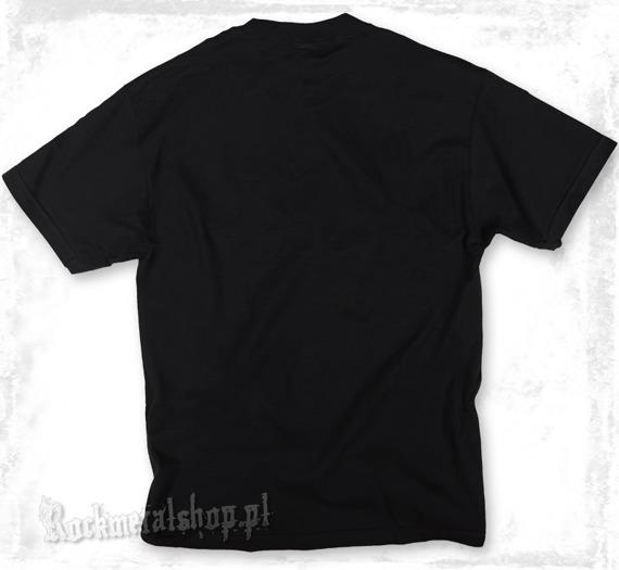 koszulka METAL MULISHA - N.F.R. czarna