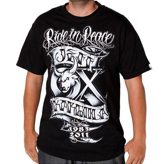 koszulka METAL MULISHA - OX FAMILY czarna