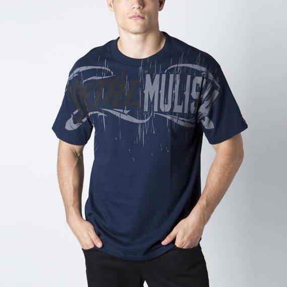 koszulka METAL MULISHA - RE-CHARGE navy